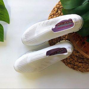 Sketchers Air-Cooled Memory Foam Walking Shoe 8
